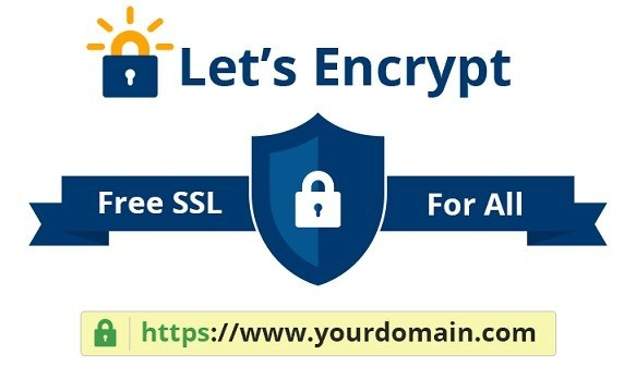 Let's encrypt telepítés - ingyen SSL